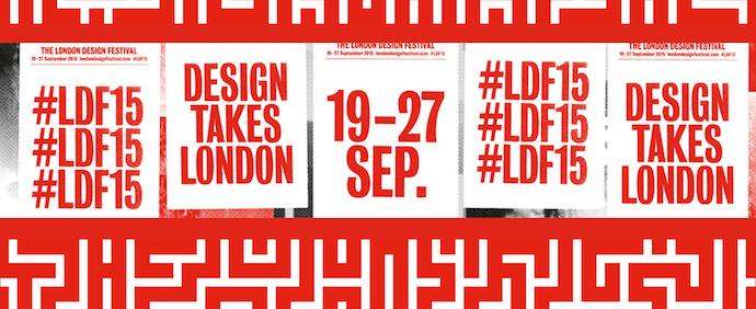 London Design Festival title image